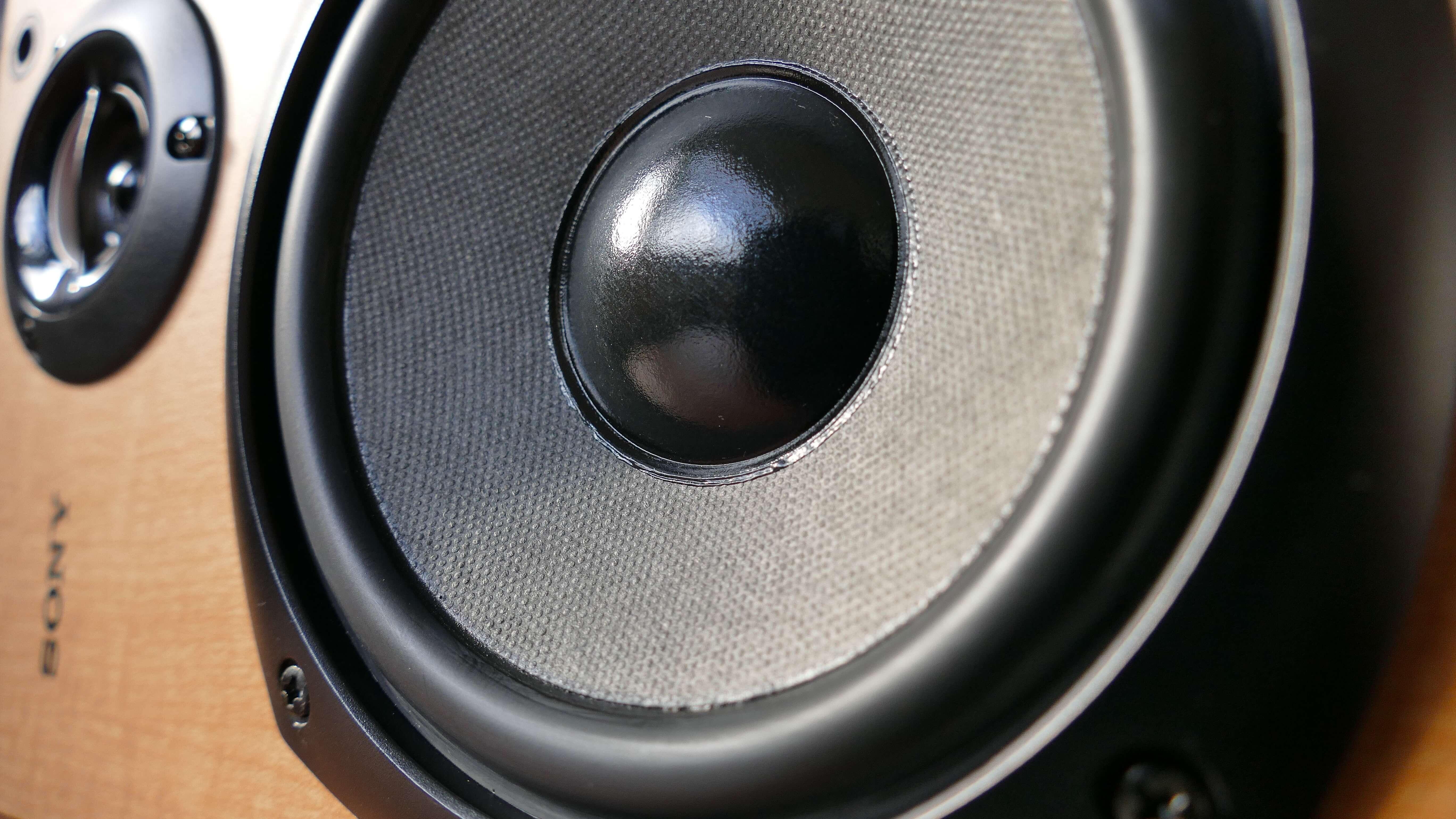 Amplifying sound